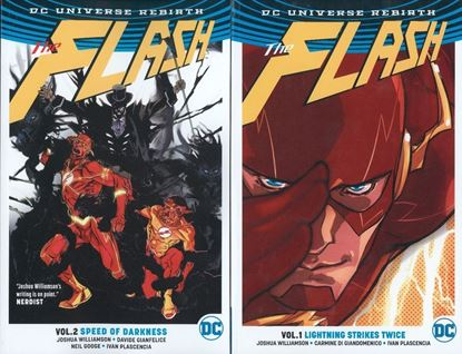 Picture of FLASH VOL 1 & 2 DC REBIRTH GRAPHIC NOVEL TPB SET NEW