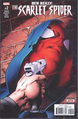 Picture of BEN REILLY SCARLET SPIDER #2