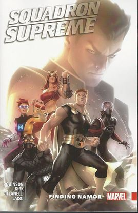 Picture of SQUADRON SUPREME TP VOL 03 FINDING NAMOR