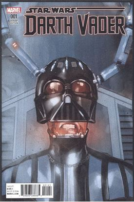 Picture of STAR WARS DARTH VADER #1 NOTO ERA VAR