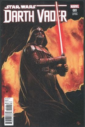 Picture of STAR WARS DARTH VADER #1 GRANOV VAR