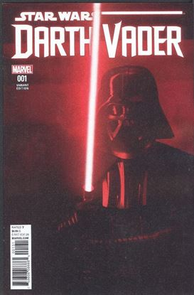 Picture of STAR WARS DARTH VADER #1 MOVIE VAR