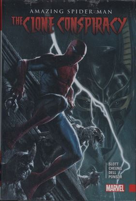 Picture of AMAZING SPIDER-MAN HC CLONE CONSPIRACY