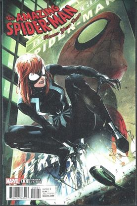Picture of AMAZING SPIDER-MAN RENEW YOUR VOWS #8 CRAIN VAR