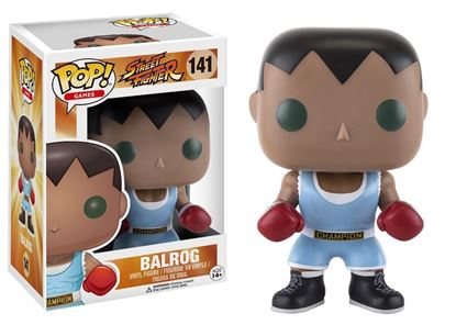 Picture of FUNKO POP GAMES STREET FIGHTER BALROG #141