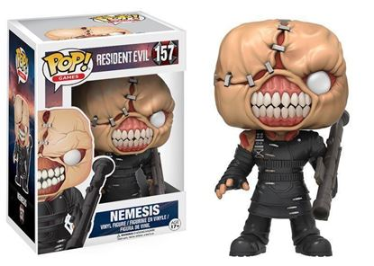 Picture of FUNKO POP GAMES RESIDENT EVIL NEMESIS #157 VINYL FIGURE NEW