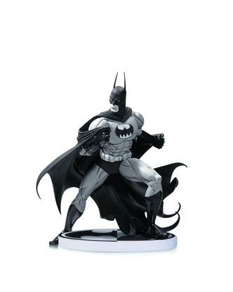 Picture of BATMAN BLACK & WHITE STATUE BY SALE 2ND EDITION NIB NEW
