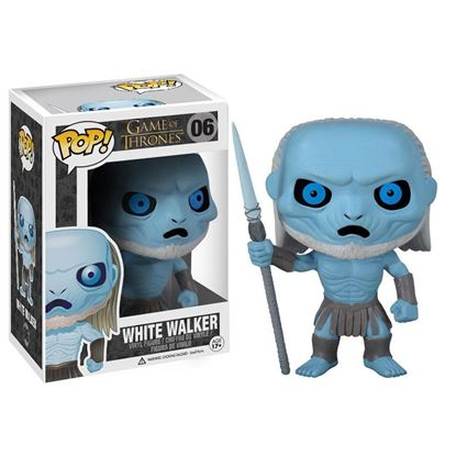 Picture of FUNKO POP GAME OF THRONES WHITE WALKER #06 NEW VINYL FIGURE