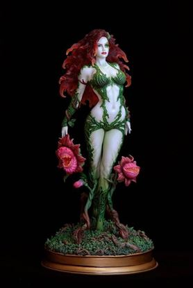 Picture of FFG DC COMICS C POISON IVY WEB EXCLUSIVE 1/6 RESIN STATUE