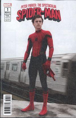 Picture of PETER PARKER SPECTACULAR SPIDER-MAN #1 MOVIE VAR