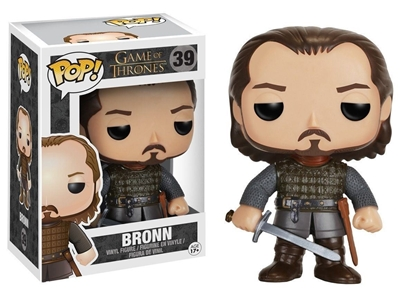 Picture of FUNKO POP GAME OF THRONES BRONN #39 NEW VINYL FIGURE