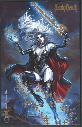 Picture of ULTIMATE X #1 2ND PRINT VAR CVR 9.2 NM-