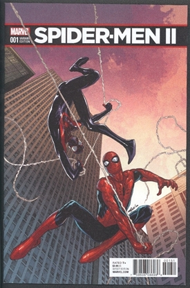 Picture of SPIDER-MEN II #1 (OF 5) MARQUEZ VAR
