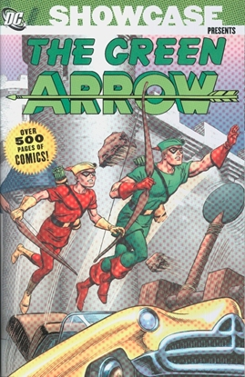 Picture of SHOWCASE PRESENTS GREEN ARROW TP VOL 01