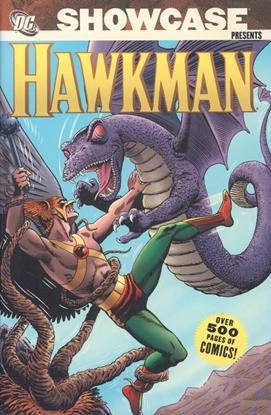 Picture of SHOWCASE PRESENTS HAWKMAN TP VOL 02