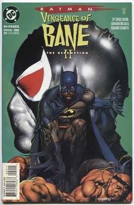 Picture of BATMAN: VENGEANCE OF BANE II #1 9.4 NM