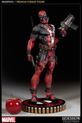 Picture of SIDESHOW DEADPOOL PREMIUM FORMAT STATUE
