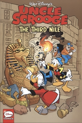 Picture of UNCLE SCROOGE THIRD NILE TP