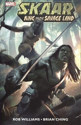 Picture of SKAAR KING OF SAVAGE LAND TP