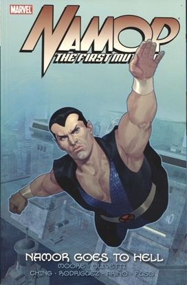 Picture of NAMOR FIRST MUTANT TP VOL 02 NAMOR GOES TO HELL