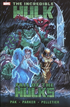Picture of INCREDIBLE HULK TP VOL 02 FALL OF THE HULKS