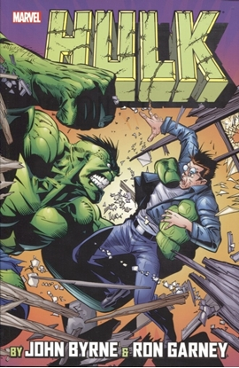 Picture of HULK BY JOHN BYRNE AND RON GARNEY TP