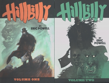 Picture of HILLBILLY TPB SET VOL 1 2
