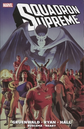 Picture of SQUADRON SUPREME TPB NEW PTG