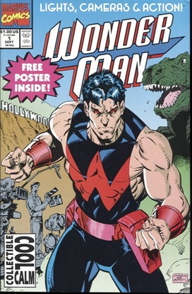 Picture of WONDER MAN (1991) #1 9.0 VF/NM