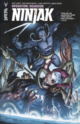 Picture of NINJAK TP VOL 03 OPERATION DEADSIDE