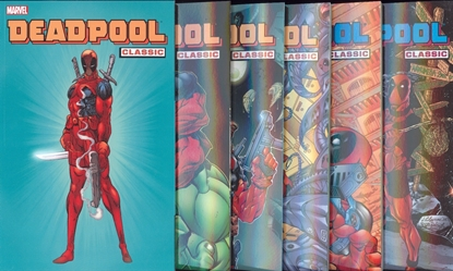 Picture of DEADPOOL CLASSIC TPB SET VOL 1-21