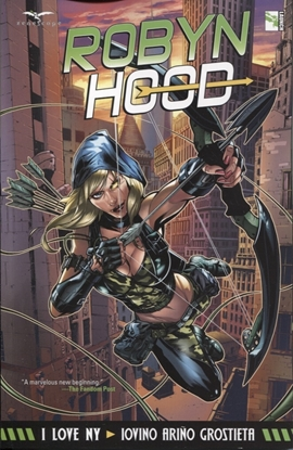 Picture of ROBYN HOOD I LOVE NY TP VOL 01