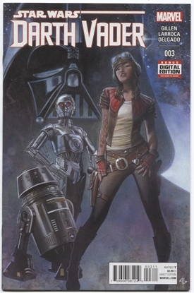 Picture of STAR WARS DARTH VADER #3