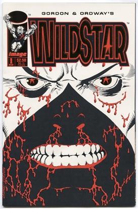 Picture of WILDSTAR (1995) #1 GOLD EMBOSSED CVR 9.4 NM