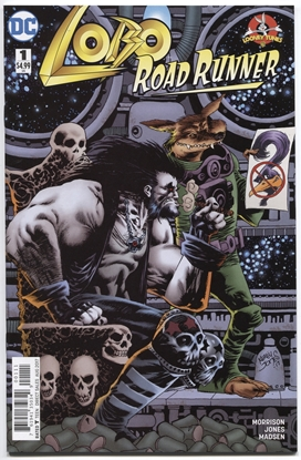 Picture of LOBO ROAD RUNNER SPECIAL #1