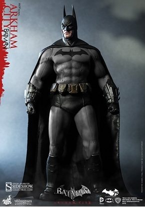 Picture of HOT TOYS BATMAN ARKHAM CITY 1:6 SCALE FIGURE