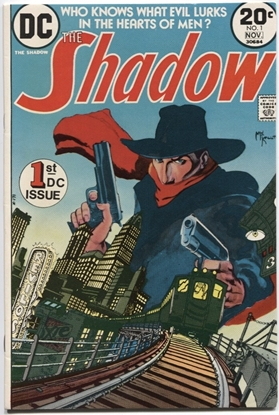 Picture of SHADOW (1973) #1 9.0 VF/NM
