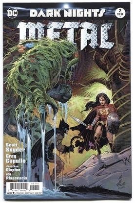 Picture of DARK NIGHTS METAL #2 (OF 6) ROMITA VAR ED