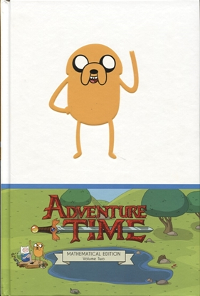 Picture of ADVENTURE TIME MATHEMATICAL ED HC VOL 2