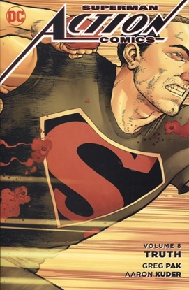 Picture of SUPERMAN ACTION COMICS TPB VOL 8 TRUTH
