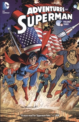 Picture of ADVENTURES OF SUPERMAN TPB VOL 3