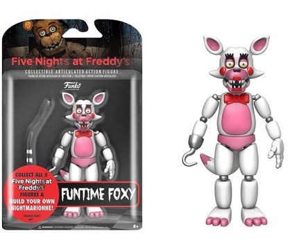 """Picture of FUNKO FIVE NIGHTS AT FREDDY'S  5"""" ARTICULATED ACTION FIGURE NEW IN BOX"""