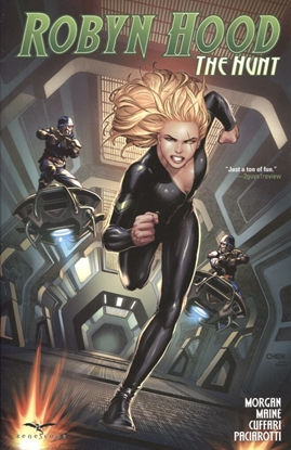 Picture of ROBYN HOOD THE HUNT TP