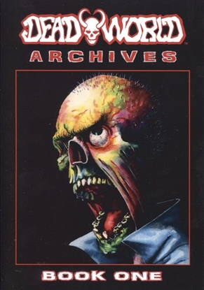 Picture of DEADWORLD ARCHIVES BOOK 01 (MR)