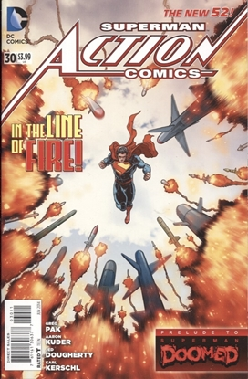 Picture of ACTION COMICS #30