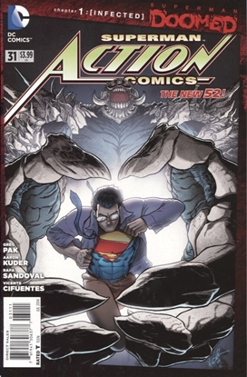 Picture of ACTION COMICS #31