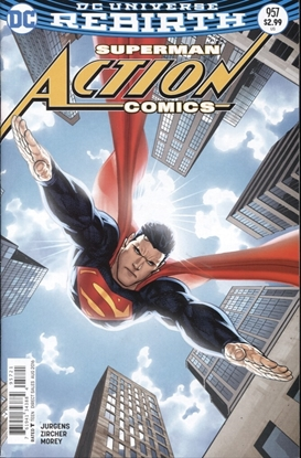 Picture of ACTION COMICS #957 VAR ED