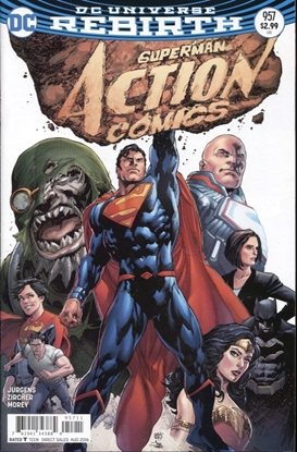 Picture of ACTION COMICS #957