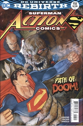 Picture of ACTION COMICS #958