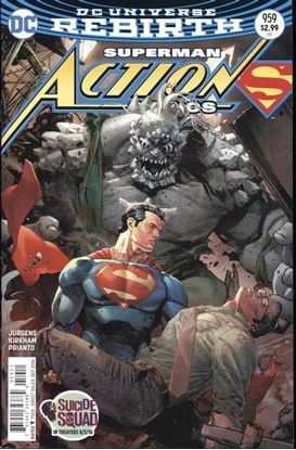 Picture of ACTION COMICS #959